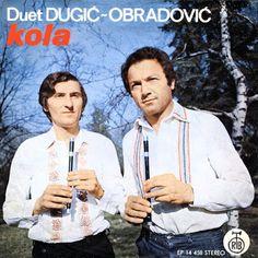 MUZIKA BALKANA - BALKAN MUSIC: Duet DUGIĆ ~ OBRADOVIĆ - Kola