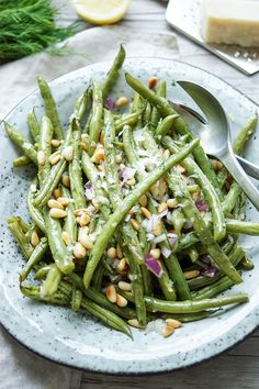 Hello fellow green bean loving friends! If any of you have had to endure some a childhood of very mediocre limp green beans (or worst canned ones!), then I am telling you now, forget those days. Green beams done right are awesome. Of course, blanched, crisp-but-tender beans are fantastic in a salad, BUT if you …