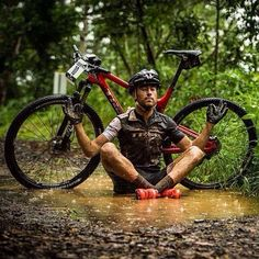 Zen and the essence of Mountain biking....