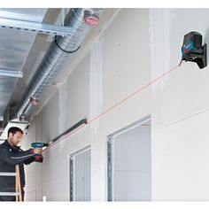 Bosch GCL 2-15 Combi Laser Level (15m Range) with RM1 Rotating Mount & Case