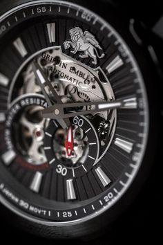 Griffin Emblem Mechanical watch. #watch #Griffin #YankoDesign