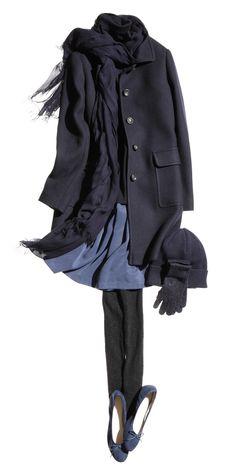 Winter Coat 婦人 | 衣服雑貨特集 | 無印良品ネットストア
