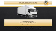 Oxfordshire Removals Man and Van Services. Tonne Truck Prices in Oxford. Office Relocation, House Movers, Price Quote, Tonne, Moving House, Recreational Vehicles, Oxford, How To Remove, Van