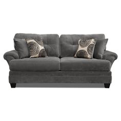 Cordoba Gray Sofa