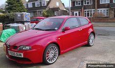 Used 2005 Alfa Romeo 147 V6 24V GTA for sale in Beds   Pistonheads