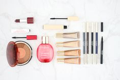 The Clarins Summer collection launch is something I always look forward to. Every year they come out with a limited edition bronzer that makes my heart do a little flip… Freelance Makeup Artist, Make Blog, Summer Collection, Color, Beauty, Colour, Beauty Illustration, Colors