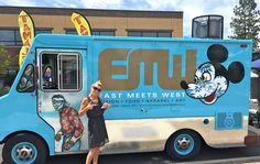 EMW Fusion is one of the newer eateries on the Bend food truck scene.  Their fusion of food, apparel and art is truly inspiring.  Check out their full story below and support this local Bend business!