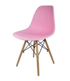 Eames DSR Chair - Pink