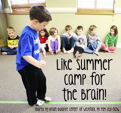 Summer break is around the corner, and it's a perfect time to enroll your child in The Brain Balance Program!  This summer, you can help your child tackle their challenges and be ready to start the next year AHEAD, instead of behind.  Call Us today to learn more and reserve a spot for your child!  http://www.brainbalancecenters.com/blog/2015/05/like-summer-camp-for-the-brain/