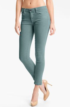 Joe's Straight Leg Ankle Jeans (Tropical) - http://womenspin.com/clothing/jeans/joes-straight-leg-ankle-jeans-tropical/