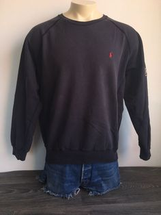 af735b6b POLO Sport Ralph Lauren Sweatshirt 90s Vtg Stadium Sweater Pro Golf Patch  Large #PoloRalphLauren #Sweatshirt