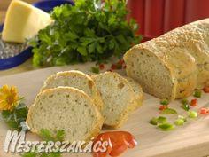 Fűszeres-olívás kenyér recept Banana Bread, Desserts, Food, Tailgate Desserts, Deserts, Essen, Postres, Meals, Dessert