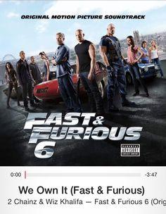 We Own It by 2 Chainz & Wiz Khalifa