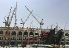 Human error has been determined as the cause of the crane collapse in Mecca last year. The accident has killed more than 100 people in Saudi Arabia ahead of the hajj pilgrimage. #cranepedia #mecca #liebherr
