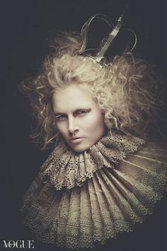 (c) Photo by Martin Strauss | Model Andrea Friedrich | MUA by Fercho Ma Do | Assistent Make up by Desiree De Paz Gonzalez
