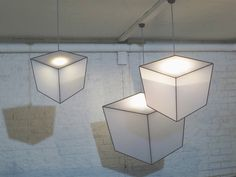 This lighting will definitely work fantastic in a lot of (corporate) spaces...We love it!