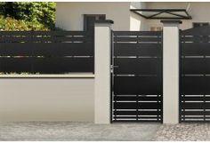 portillon hypion fence pinterest fences fence gate. Black Bedroom Furniture Sets. Home Design Ideas