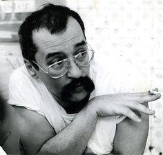 Paulo Leminski biografou heróis com intervenção ficcional foto Ovídio vieira