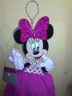 minnie mouse pinata | Pinatas De Minnie Mouse