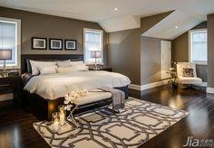 Дизайн спальни 2016 года: самые интересные новинки (76 фото) http://happymodern.ru/dizajn-spalni-2016-goda/ Скандинавская спальня с умеренным уютным освещением