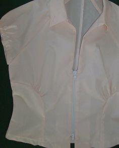 Блузка для невысоких женщин.Модель Бурда.Подробно. Обсуждение на LiveInternet - Российский Сервис Онлайн-Дневников
