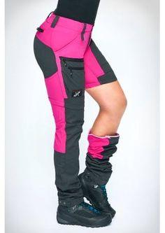 GPx Zip-off Pants, Women's Candy Pink