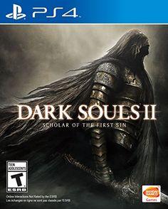 **Dark Souls II: Scholar of the First Sin - PlayStation 4 Bandai http://www.amazon.com/dp/B00Q03M3HY/ref=cm_sw_r_pi_dp_Zclrwb1V25B5R