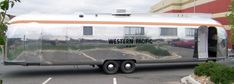 Vintage Airstream that once rode the rails sells for $200,000 in Denver