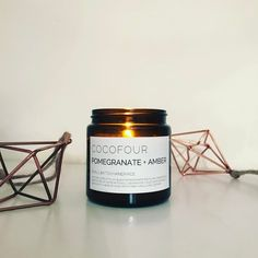 """64 Likes, 3 Comments - COCOFOUR (@cocofourltd) on Instagram: """"Have you tried our POMEGRANATE + AMBER candle? Available in three sizes and with a matching…"""""""