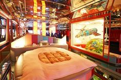 "Trysts. Young lovers. Parents who want to get away. ""Love Hotels"" offer short stays and some truly off-the-wall rooms."