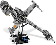 LEGO 10227-1: B-Wing Starfighter | Brickset: LEGO set guide and database