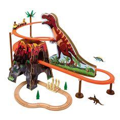 Dino train Imagibul création Oxybul pour enfant de 3 ans à 8 ans - Oxybul éveil et jeux Dino Train, Circuit, Wagon, Park, Gaspard, Gabriel, Products, Decor, Sound Effects
