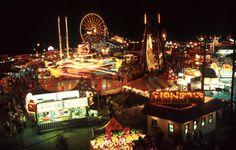 West Virginia State Fair. Fairlea, WV
