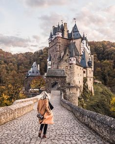 Eltz Castle Germany | Fairytale Castles | Must See Destinations | Top Castles in Europe