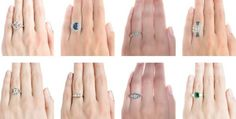 8 Stunning Vintage Engagement Rings and the 1 Tool You Need to Buy a Ring Online