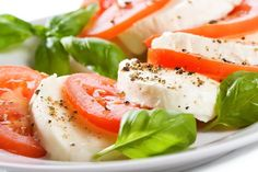 Italian Recipe: Caprese Salad