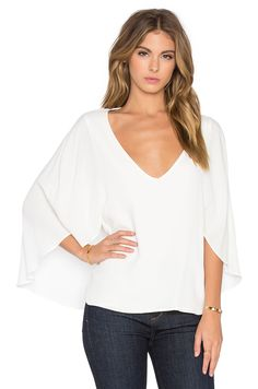 BUTTERFLY TOP BISHOP + YOUNG #REVOLVEclothing