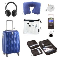 http://www.rvroadtripideas.com/travelnecessities.php has some info on what to bring along on a road trip.