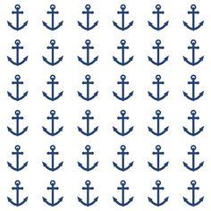 Today I created a free digital nautical pattern paper covered with anchors for you. It's a simple blue-white pattern for ocean themed projects. Just download and use the anchor pattern paper as backgr