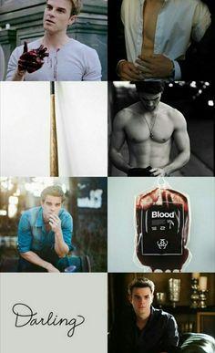 Vampire Diaries Memes, Vampire Diaries Poster, Vampire Diaries Wallpaper, Klaus The Originals, Vampire Diaries The Originals, Joseph Morgan, Damon Salvatore, Kol And Davina, The Mikaelsons