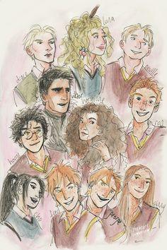 Harry Potter - kids