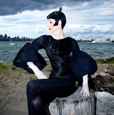 By the Sea Goth, Sea, Style, Fashion, Sleepless Nights, Goth Subculture, Gothic, Moda, La Mode