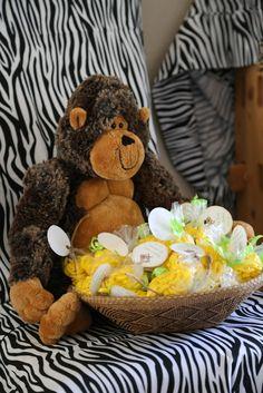 Monkey/Banana treats