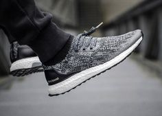 Adidas Ultra Boost Uncaged - Core Black/Grey (by Seth Hematch)