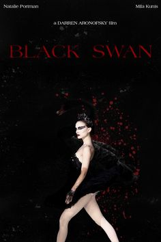 natalie portman killed this role The Black Swan, Black Swan Film, Movie Black, 1969 Movie, I Movie, Arizona Robbins, Darren Aronofsky, Natalie Portman, Film Posters