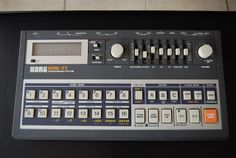 MATRIXSYNTH: KORG KPR-77 Analog Drum Machine SN 450529