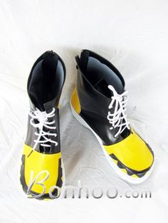 Soul Eater soul Cosplay boots