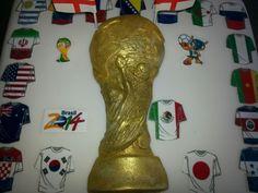 World cup cake 2