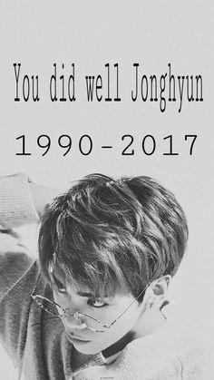 Yes!! You did extraordinarily well Jonghyun ❤️