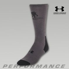 Under Armour Wounded Warrior Project Crew Socks | ArmedForcesGear.com